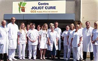 centre radiotherapie joliot curie